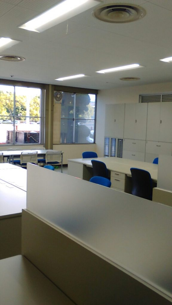 某事務所オフィス改築①-2